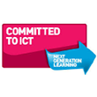 Committed to ICT Logo